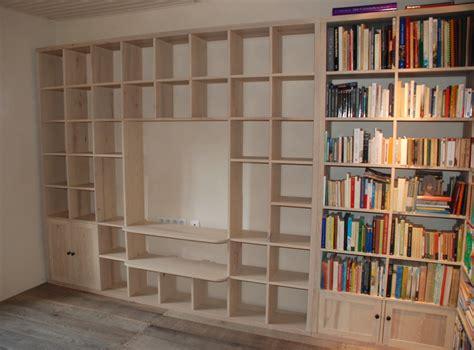 etageres archives bureau album bibliotheques contemporaines en frêne et chêne et