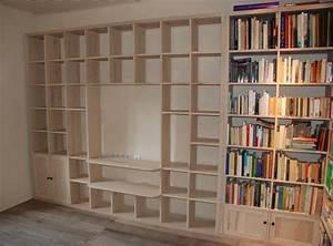 Bibliothèque Design Bois : album bibliotheques contemporaines en fr ne et ch ne et ~ Teatrodelosmanantiales.com Idées de Décoration