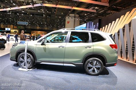 Subaru Outback 2020 New York by 2020 Subaru Outback To Be Unveiled In New York Next Week
