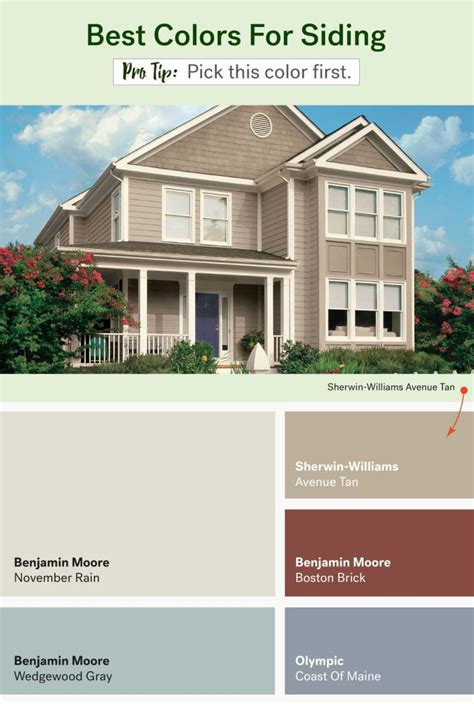 These Are The Most Popular Exterior Home Colors Exterior