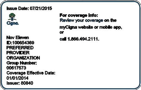 As the name suggests, an employment authorization card (ead) authorizes the person to work in the united states. cigna health insurance card template 13 Important Life