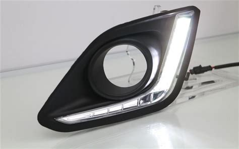 led drl front fog lamp  suzuki swift
