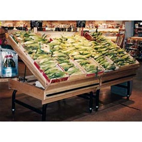 retail produce display tables retail display fixtures grocery displays accessories