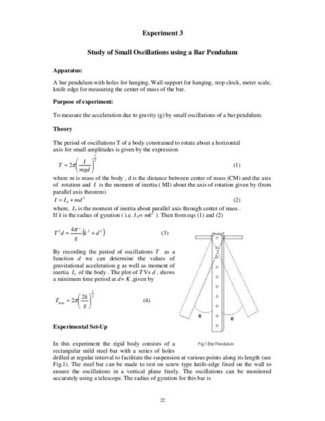 Pendulum Lab Report by Pay For Exclusive Essay Simple Pendulum Lab Report