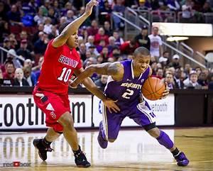 UW Men's Basketball vs. Seattle University Redhawks Photos