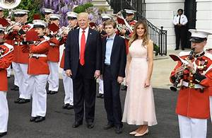 White House Easter Egg Roll: Trump gets into Easter spirit ...