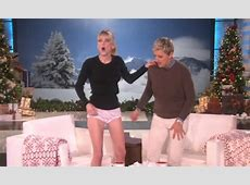 Watch Anna Faris Rip Off Her Skirt With This Nek Level
