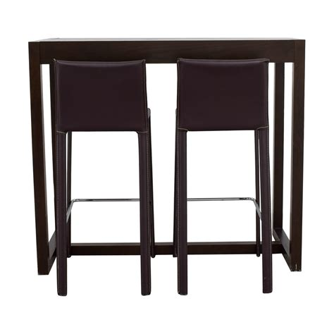 west elm bar table 56 off bob 39 s discount furniture bob 39 s furniture