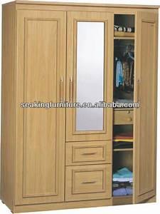 Bedroom wooden almirah designs interior4you for Bathroom almirah designs