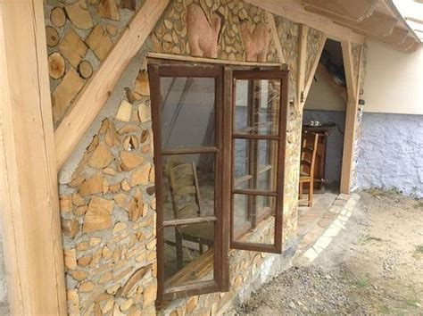 mortgage  cordwood eco homes green building ideas