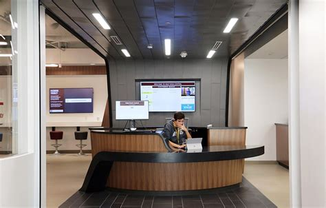 Tamu Help Desk Central a m it s help desk central unveils new modern home