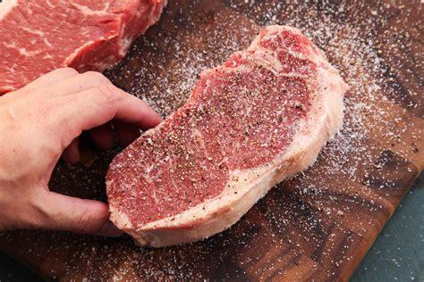 how to season a steak ribeye steak