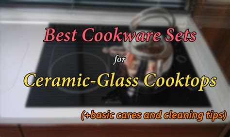 cookware glass ceramic cooktop sets stoves cooktops