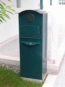 Deutsche Post Briefkasten Kaufen : briefk sten briefkasten briefkasten edelstahl ~ Michelbontemps.com Haus und Dekorationen