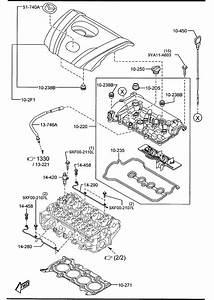 2014 Mazda Cx-5 Filter  Oil  Variable