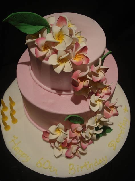 cupcake fairy frangipani birthday cake