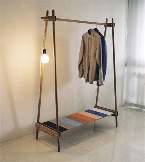 wooden garment rack contemporary style 10 easy pieces freestanding wooden clothing racks