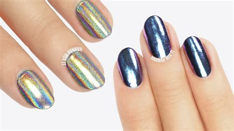 Sally Hansen Salon Chrome Step By Step Tutorial!