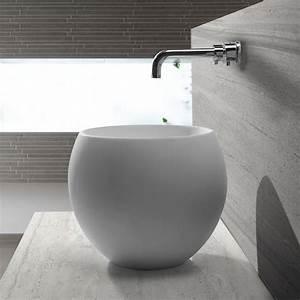 vasque salle de bain originale salle de bain design With salle de bain design avec vasque a poser originale