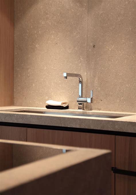 Arbeitsplatte Badezimmer by Wood And Limestone Bathroom By Co Studio Interieur