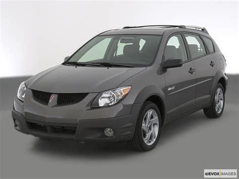 2003 Pontiac Vibe Problems