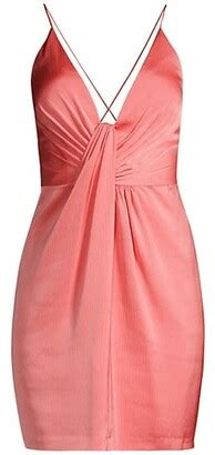 Coral Cocktail Dress | Shop the world's largest collection ...