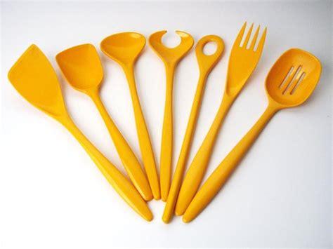 Rosti Denmark Melamine Cooking Serving Utensils In Yellow