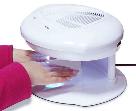 Best Nail Polish Dryer Machines- Led, Uv Lamps, Fan, Spray