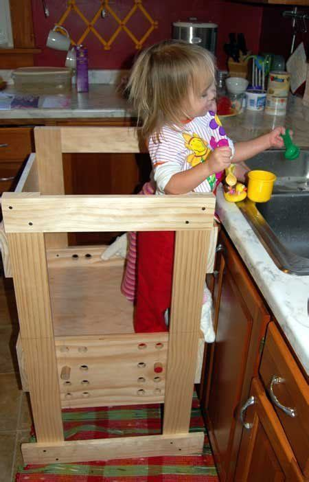 diy kitchen tower learning tower baby diy