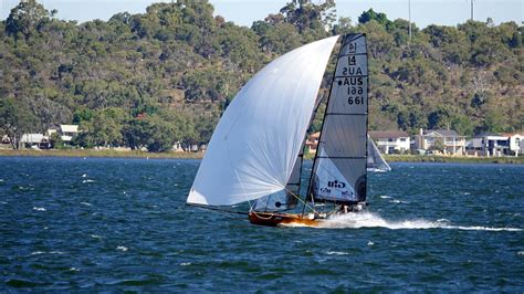 Skiff Weather by Sailing 14 Foot Skiffs Photo