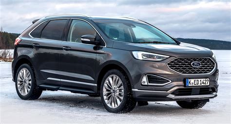 poor sales  sealed  fate  ford edge   uk