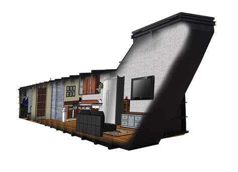 Shipping Container Bunker Floor Plans by Underground Bunkers Rising S Company
