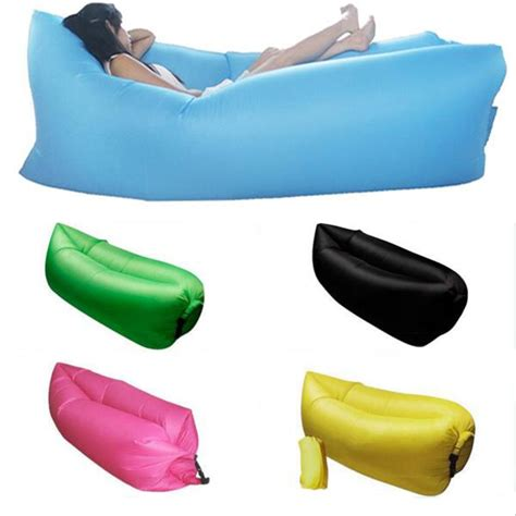 fashion lounge sleep bag lazy beanbag sofa