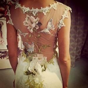 back details claire pettibone papillion wedding dress With papillon wedding dress