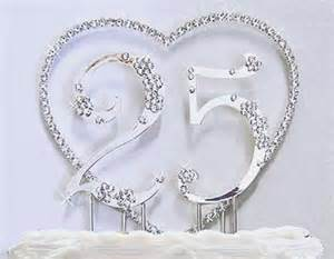 25 wedding anniversary 25th wedding anniversary cakes ideas