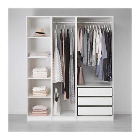 pax armoire penderie blanc the floor ikea pax wardrobe