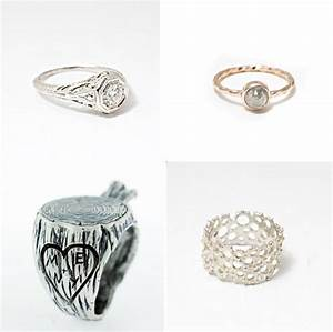 17 best images about very unique wedding ring set on With creative wedding rings