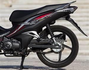 Honda Supra X 125 Helmin