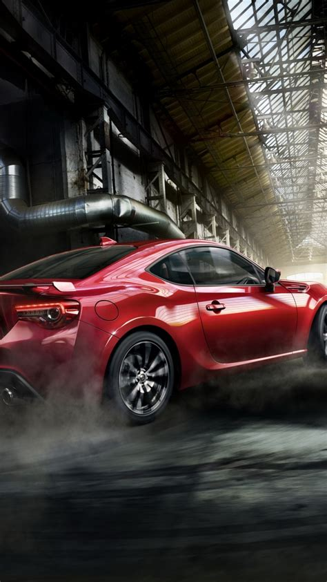 wallpaper toyota gt  sport cars red coupe cars