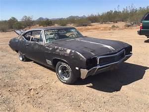 1968 Buick Skylark 2dr Ht   68bu0305d