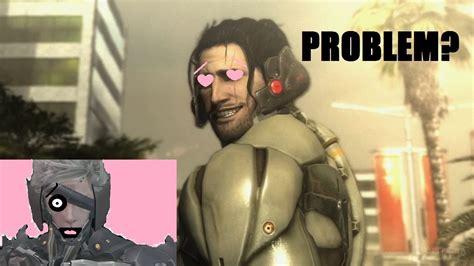 Metal Gear Rising Revengeance Barbie Girl Sam X Raiden