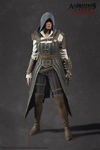 ArtStation - Evie Frye Steampunk Outfit - Assassin'S Creed ...