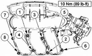 Ford Escape 3 0 Dohc V6 Engine Diagram