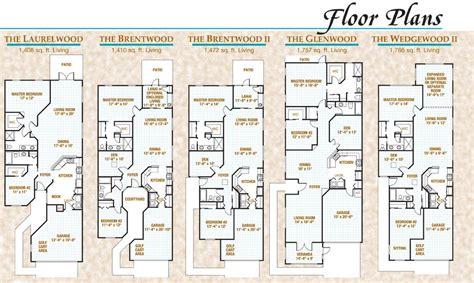 central florida independent living floorplans mount dora