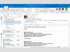 Outlook gönderilen maili geri çekme iptal etme