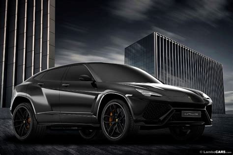 lamborghini urus suv   ready  production newfoxy