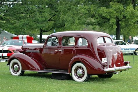 Auction Results And Sales Data For 1936 Buick Series 40