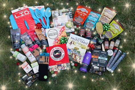 The Ultimate Paleo Holiday Gift Guide & Giveaway