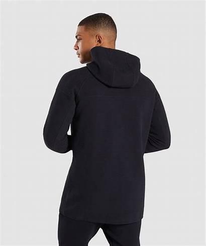 Gymshark Pullover Textured Texture Row