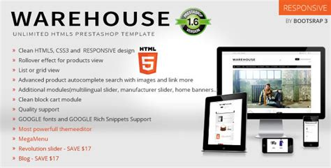 clothing prestashop themes free download page 4